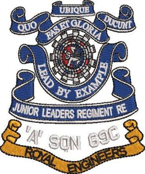 JUNIOR LEADERS A SQN EMBROIDERED POLO SHIRT